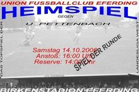 UFC Eferding - U. Pettenbach@Birkenstadion