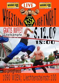 WSA Wrestling Fightnight