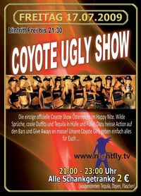Coyote Ugly Show