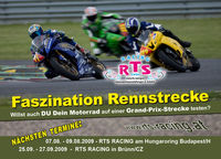 RTS RACING am Hungaroring Budapest/H 