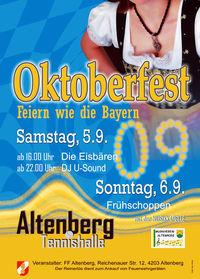 Altenberger Oktoberfest@Tennishalle