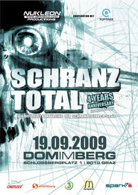 Schranz Total 4 years anniversary & jan maruk`s bday
