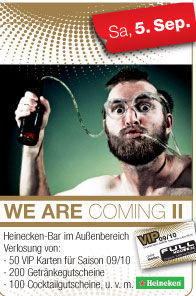 Opening - We Are Coming II