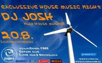 Exclusive House Music Night
