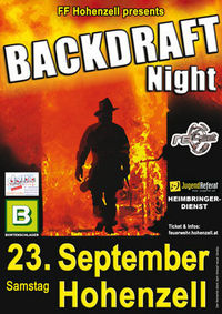 Backdraft Night