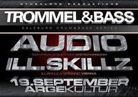 Trommel&Bass feat. Audio (UK)