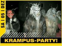 Krampus-Party
