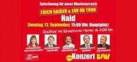 Erich Haider & EAV On Tour