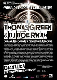 Dj Brnah & Thomas Green