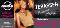 Summer&Terrassen Closing