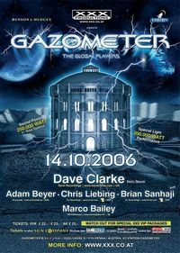 XXX Gazometer - The Global Players