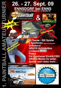 ProPaintball Amateur Turnier