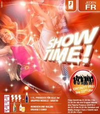 It´s Show Time