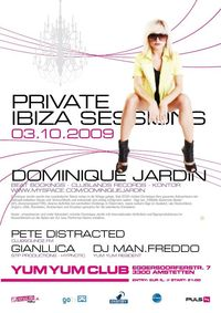 Private Ibiza Sessions with Dominique Jardin