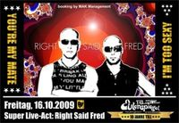 Super-Live-Act: Right Said Fred