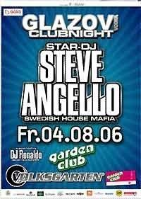 Garden Club Dj Steve Angello
