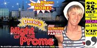 Uschi's night of the proms!