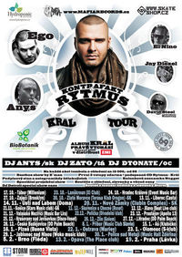 Friday@Clubbing Complex >Rytmus Krl Tour a Host