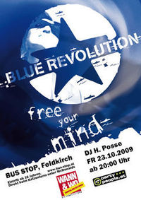 Blue Revolution  