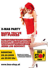 Santa X-mas Party  