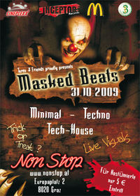 Masked Beats