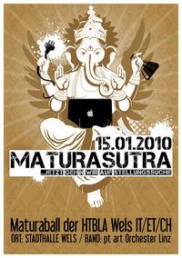 Maturasutra - Jetzt geh'n wir auf Stellungssuche@Stadthalle Wels