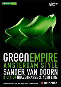 Green Empire Amsterdam Style
