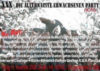 xxx - die alternative erwachsenen party