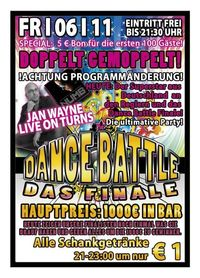 Dance Battle - das Finale