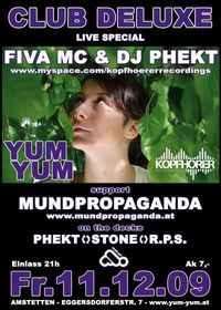 Fiva Mc & Dj Phekt