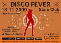 Disco Fever - 13th Friday Edition