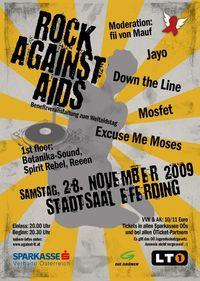Rock against Aids@Stadtsaal