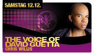 The Voice Of David Guetta Chris Willis