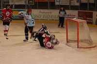 Eishockey Traunsee Sharks 2 gegen Grey Fox Amstetten