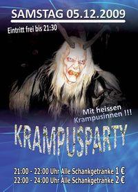 Krampusparty!
