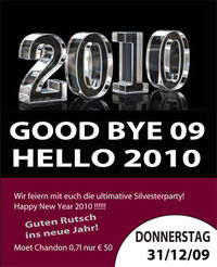 Goodbye 09 - Hello 2010