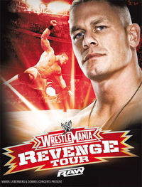 WWE Wrestlemania Revenge Tour 2010