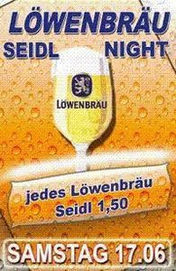 Löwenbräu Seidl Night