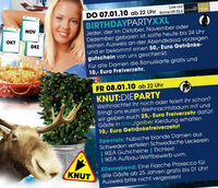 Knut: Die Party