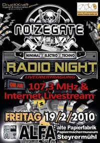 Noizegate Radio Night
