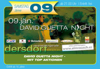 David Guetta Night