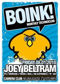Boink! with Joey Beltram