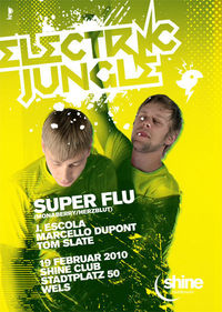 Electric Jungle with Super Flu