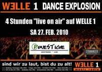 Welle 1 Dance Explosion