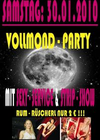 Vollmondparty