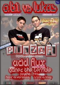 PULZAR: 6 years of devils poema