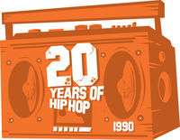20 years of hiphop - part #1: 1990
