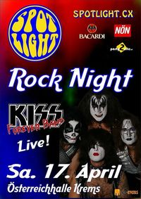 Spotlight - The Rock Night