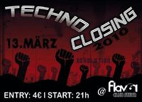 Flavor Techno Closing