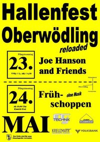 Hallenfest Oberwdling